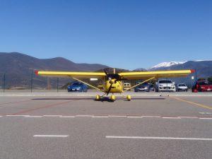 Escola de vol a La Seu d'Urgell. Consigue tu licencia de piloto ULM en tiempo récord